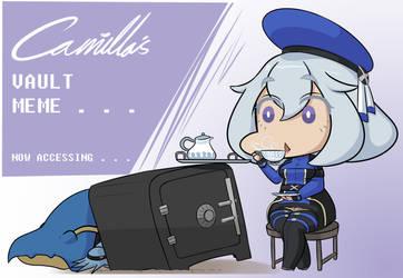 [CE:RE] Camilla's Vault Meme