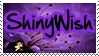 ShinyWish PurpleStamp by Nikonoclaste