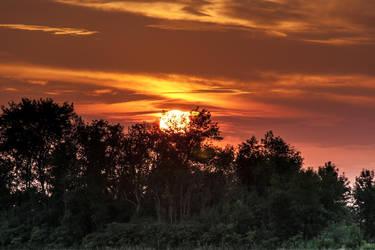 Bonjour/Good morning, Lanaudiere ! by Nikonoclaste