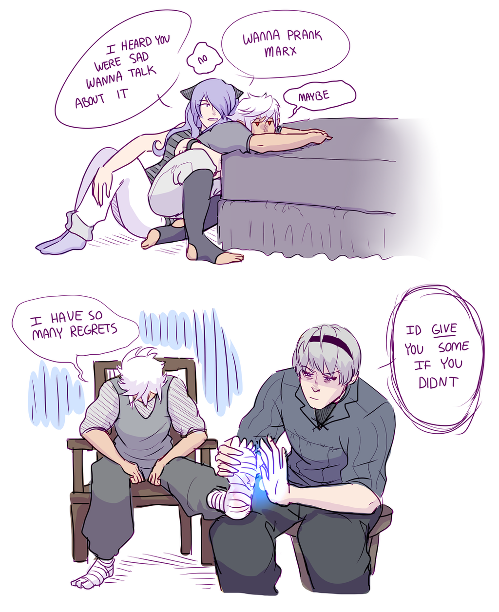 Nohr Family by Blue-Mouse-Artbox