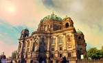 Buildings from Berlin - Church by T-20-A-20