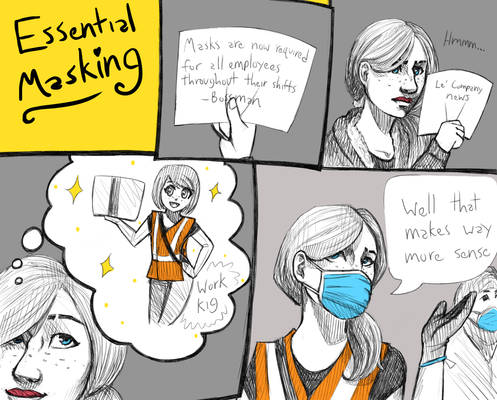 Essential masking