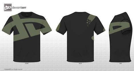 dA shirt 1
