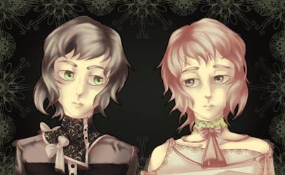 Bury my sickly clone by annya-yl