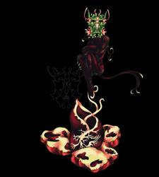 Weird Mask by annya-yl