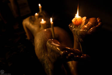Candelabr by NothingPhotos