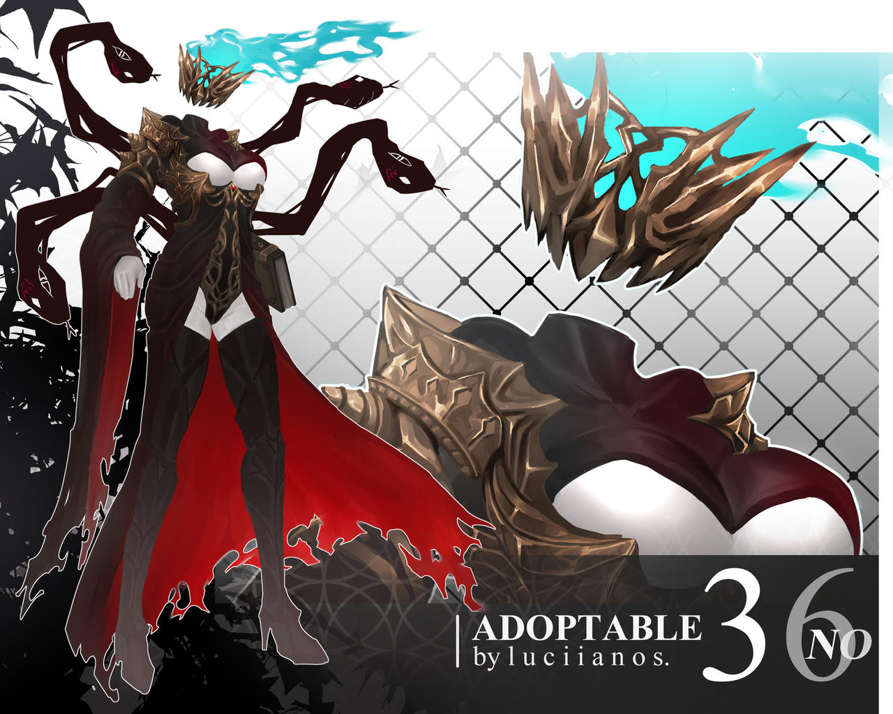 [CLOSE] Auction Adoptable number036