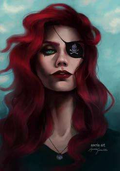 Pirate Ariel