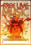 Work - Live Music by DISENT