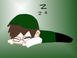 sleepy chair? by manythings101