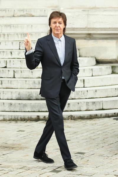 Paul McCartney by ZenonSt
