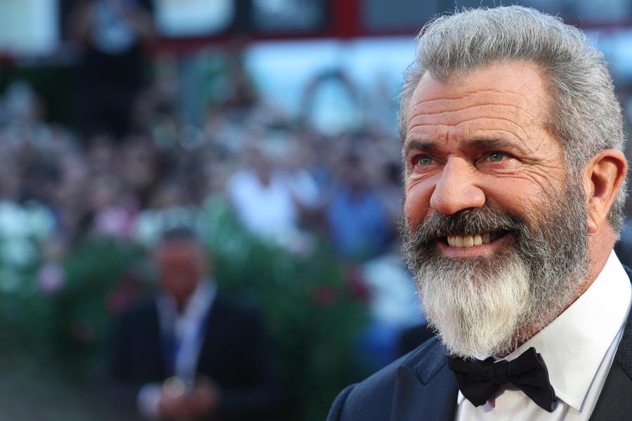 Mel Gibson by ZenonSt