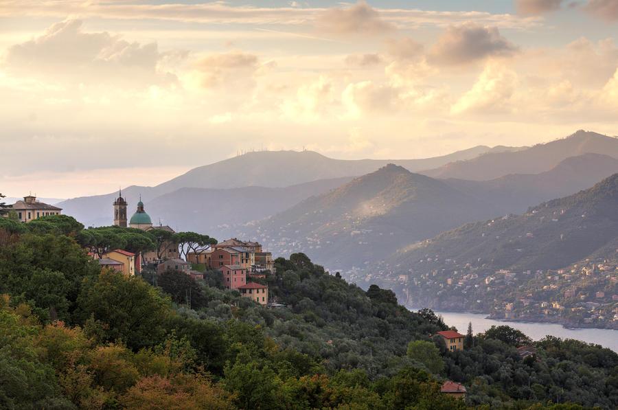 San Rocco di Camogli by ZenonSt