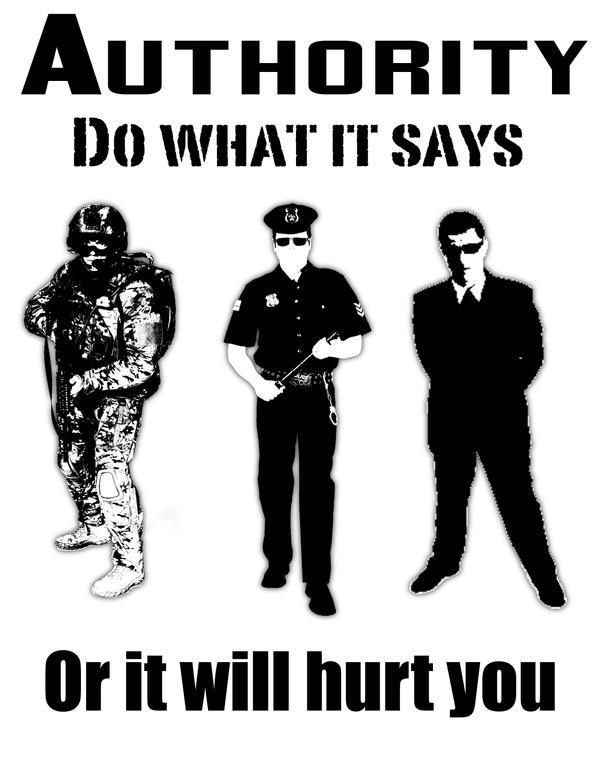 Authority, Do what is says... by Nefertiti-Starship