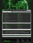 Topz clan forum template