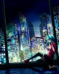 :: City Lights ::