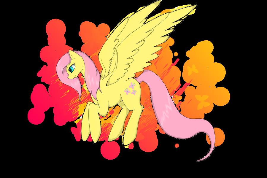 Fluttershy by AngelInHeart