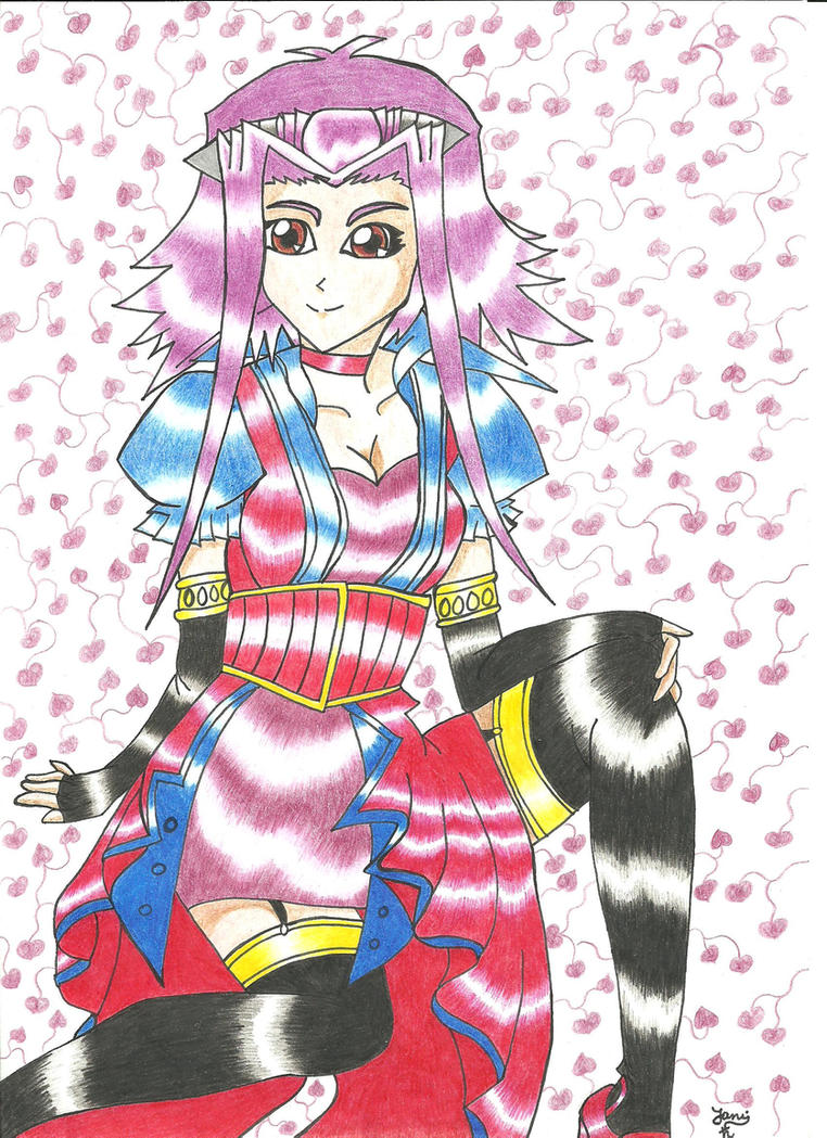 Izayoi Aki by DeadSharki