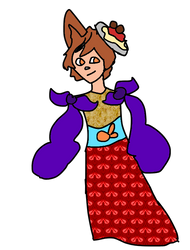 My entry for Food Inspired Fashion by DawnOfTheAgez