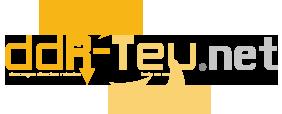 Logo ddR-Teu.net by mrccreativo