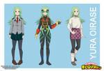 Boku no Hero Academia OC - Yura Oirase