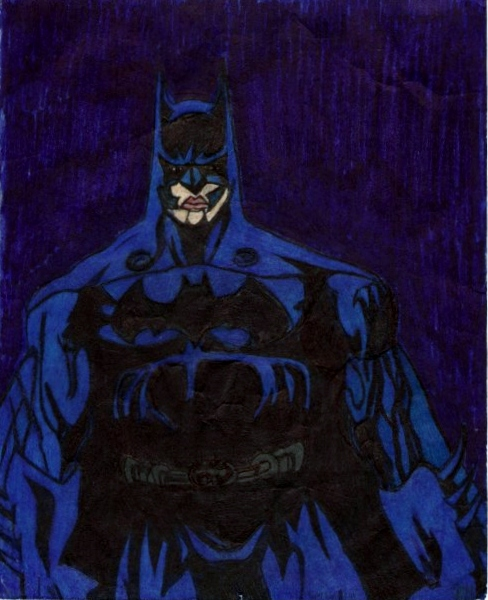 Batman by Taylor2984