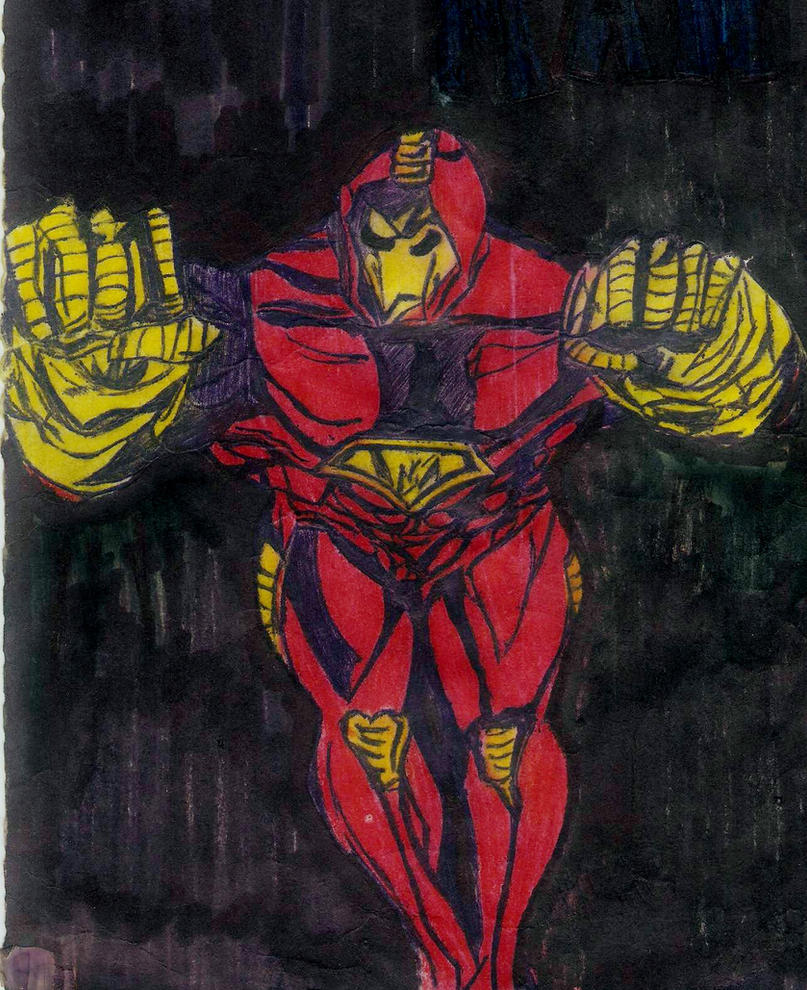 Ironman by Taylor2984