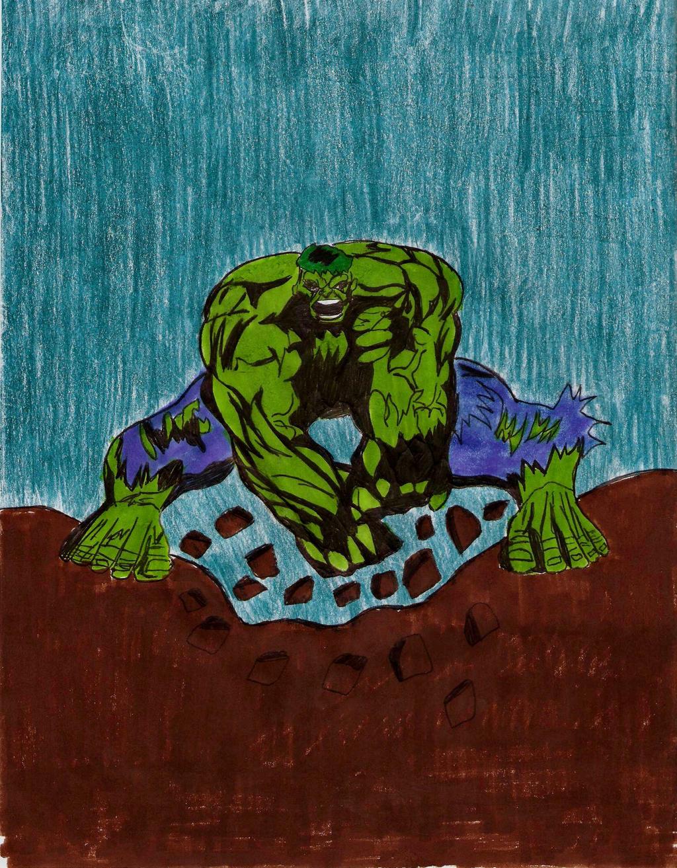 Hulk by Taylor2984