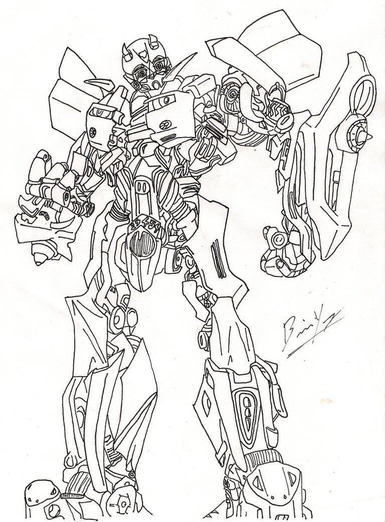 bumblebee by frostedicefire on deviantart