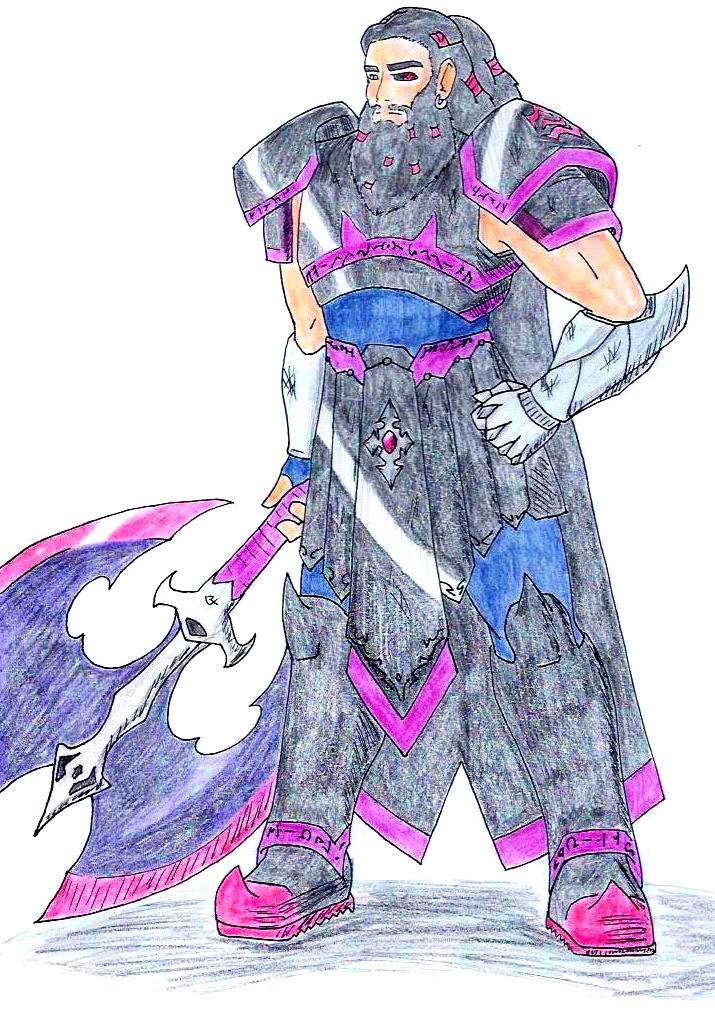 Sword Art Online AU:  Seitheach by FrostedIcefire
