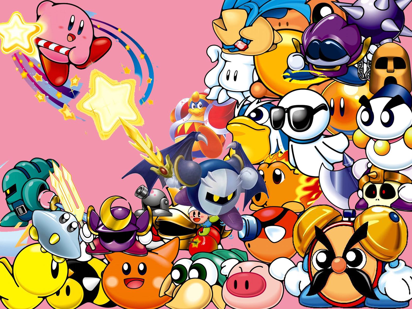 Kirby Nightmare in Dreamland by lamauvaiseherbe on DeviantArt