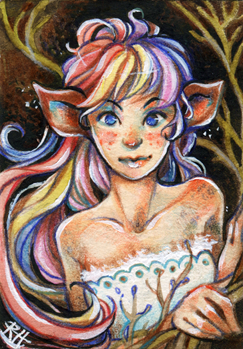 ACEO for atorife by chid0