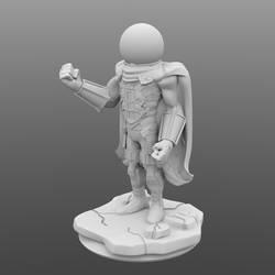 Mysterio 3D Print