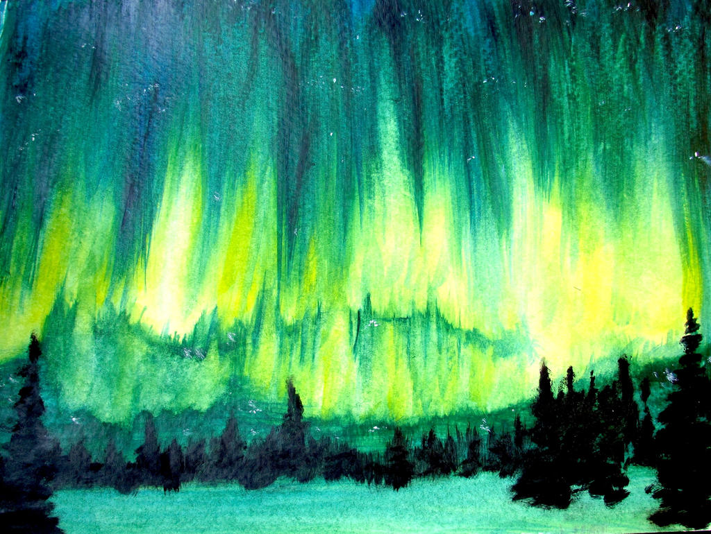Northern Lights by OriginalCopyCat1874