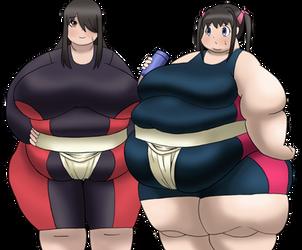 chanko! by MurdochScrooge