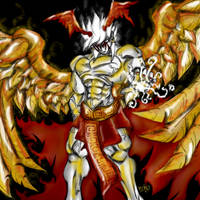 Dragoon Arkoonasis by xaelasis