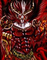 Regresa el Demonio Rojo -Beliasis- Padre de Xael by xaelasis