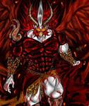 Regresa el Demonio Rojo Beliasis by xaelasis