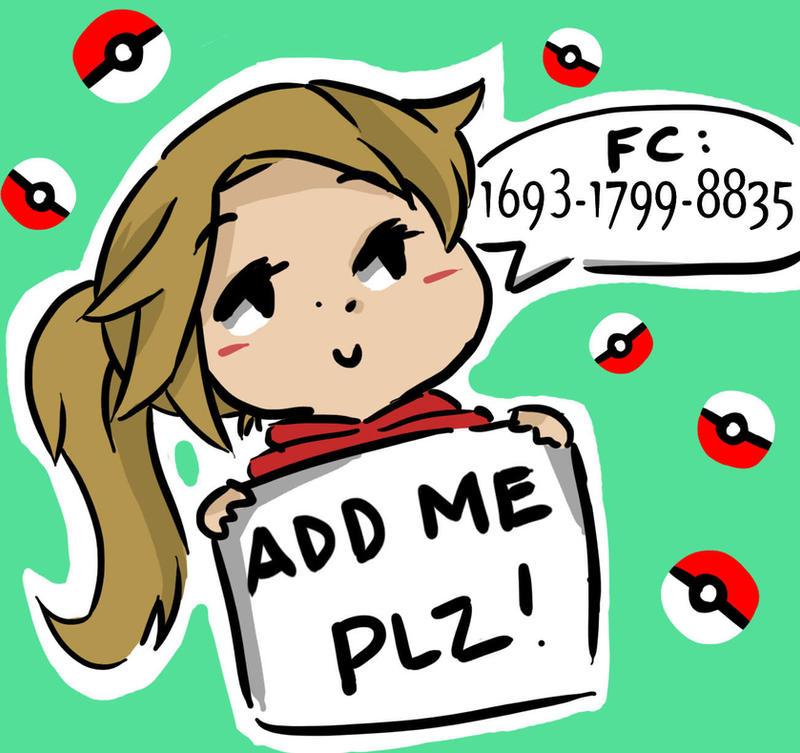 Pokemon X Y Friend Code 417629263