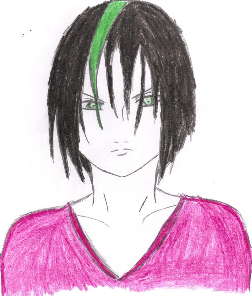 Emo anime guy by ~WynnLitaHyuga on deviantART
