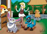 Cinderella Team