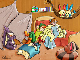Peter and Wendy's DayCare