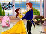Belle and Adam's Pokemon