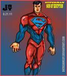 Superman concept design