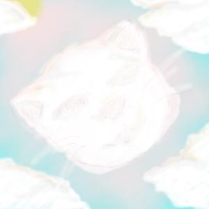 NDA - Cloud Riddled Meow by SerinaNight