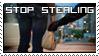 Stop stealing by Joey-art