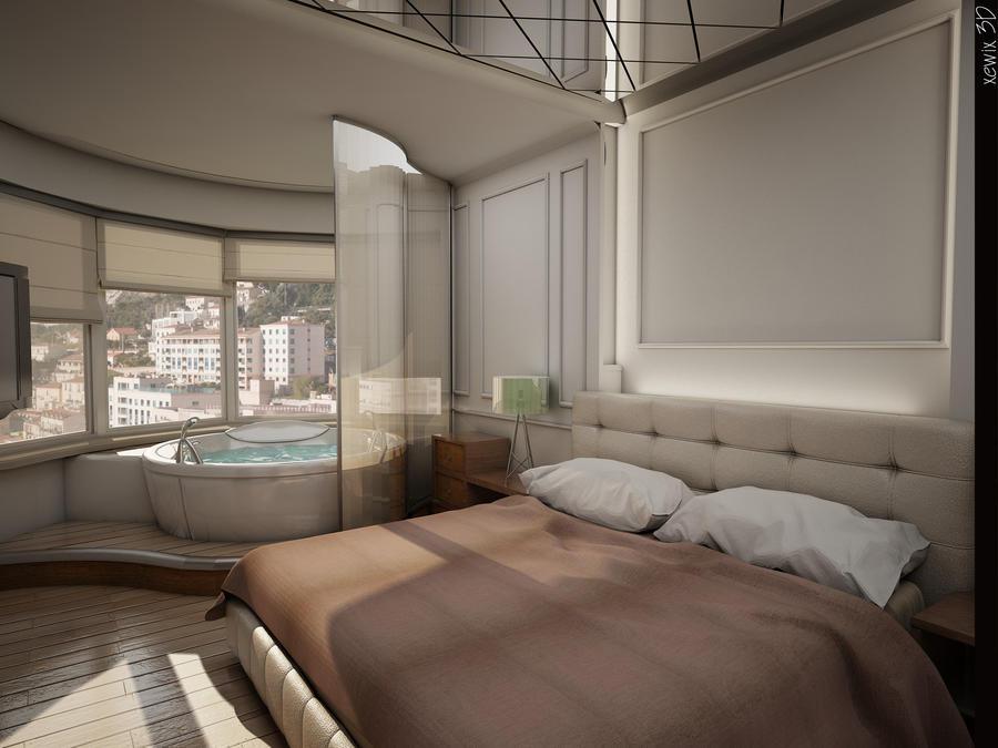 akasya bedroom 2 by park0toker