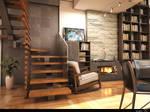 akasya living room