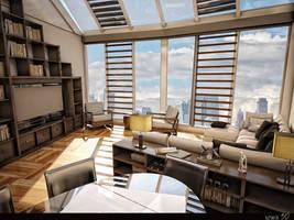 akasya living room 3 by park0toker