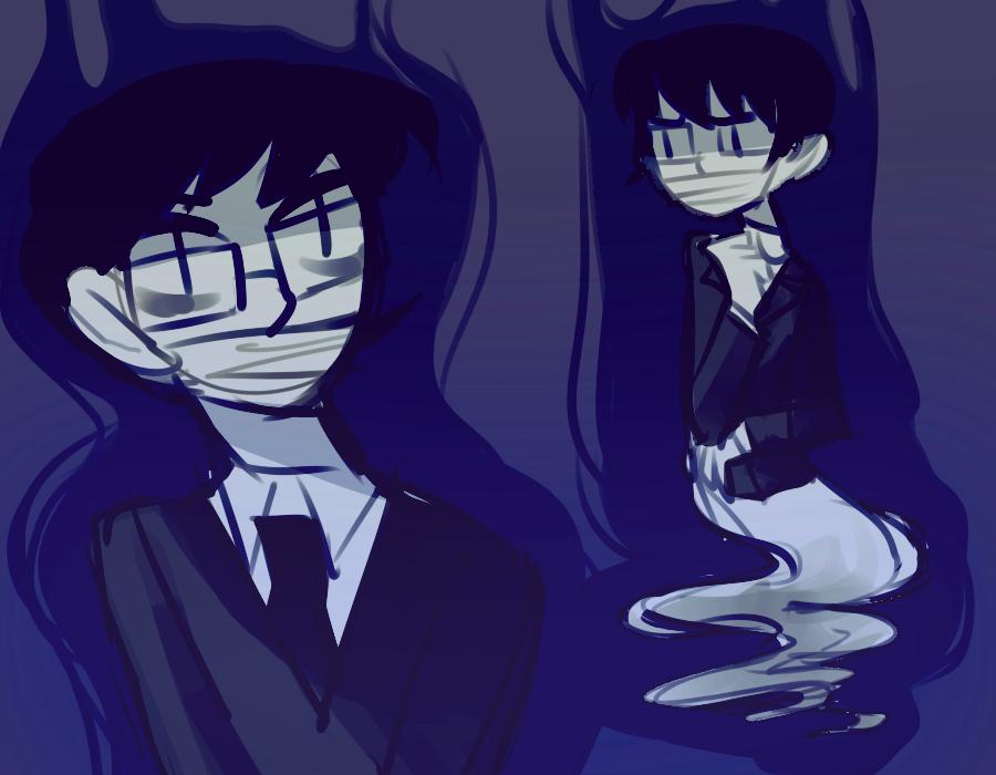 ghost boy by dollieguts on DeviantArt